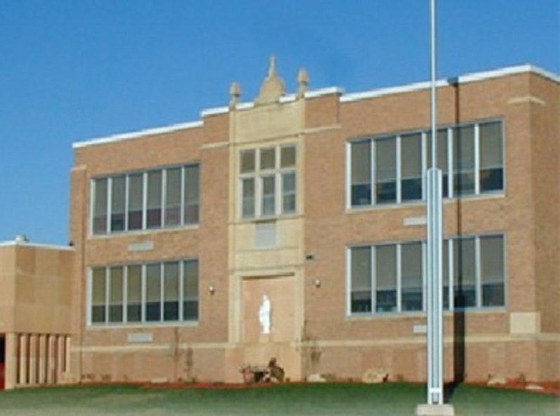 St Marys School Breckenridge Schwan S Cares