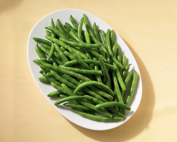 MicroSteam Whole Green Beans