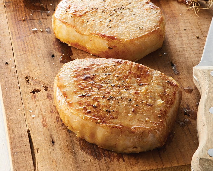 Signature™ Boneless Pork Loin Chops