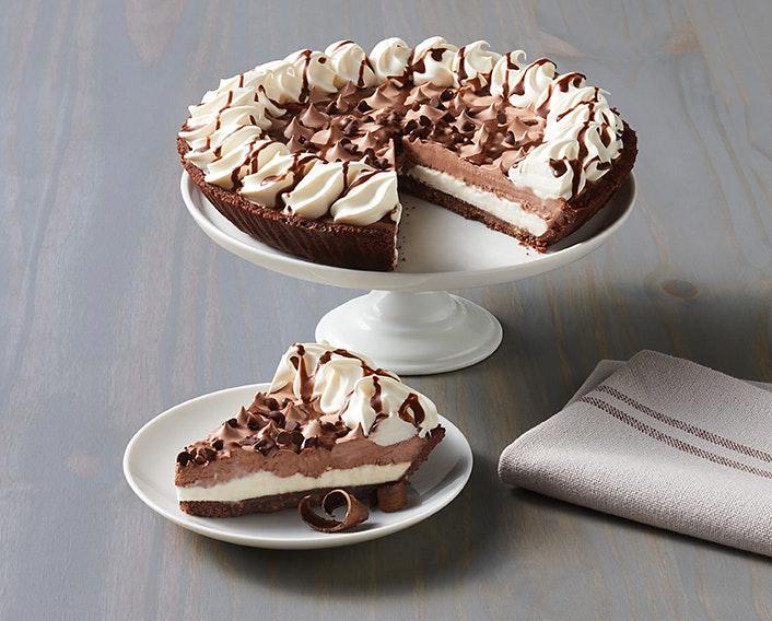 Chocolate Crème Pie
